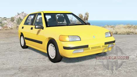 Egos pour BeamNG Drive