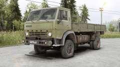 Kamaz 4325 für Spin Tires