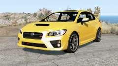 Subaru WRX STI 2014 pour BeamNG Drive