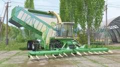 Krone BiG X 650 Cargꝍ für Farming Simulator 2015
