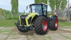 Claas Xerion 4500 Trac VC pour Farming Simulator 2015