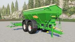 Bredal K165 with improved working width pour Farming Simulator 2017