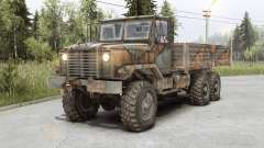 ANK Mk. 38 pour Spin Tires