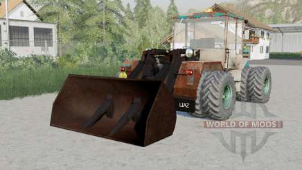 Skoda ST 180 N stacker added für Farming Simulator 2017