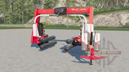 Kuhn SW 4014 very fast wrapping pour Farming Simulator 2017