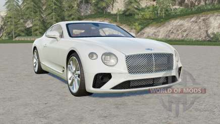 Bentley Continental GT First Edition 2018 pour Farming Simulator 2017