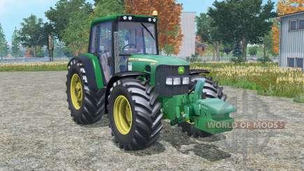 John Deere 69ვ0 pour Farming Simulator 2015