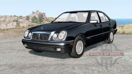 Mercedes-Benz E 420 Elegance (W210) 1997 pour BeamNG Drive