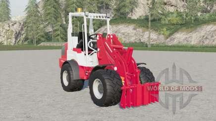 Weidemann 1770 CX ƽ0 für Farming Simulator 2017