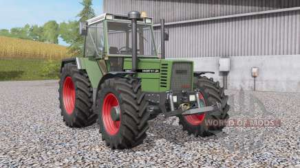Fendt Favorit 611〡612〡615 LSA Turbomatiᶄ E für Farming Simulator 2017