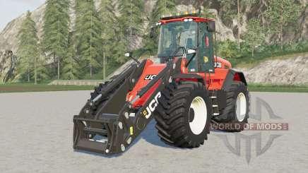 JCB 435 S with options für Farming Simulator 2017