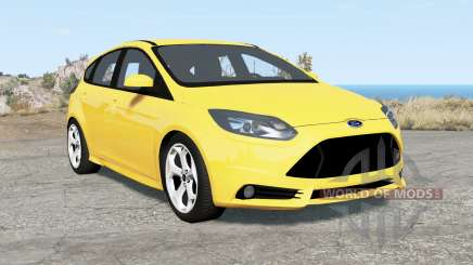Ford Focus ST (DYB) 2013 pour BeamNG Drive