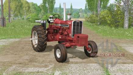 Farmall 1206 Turbꝍ für Farming Simulator 2015