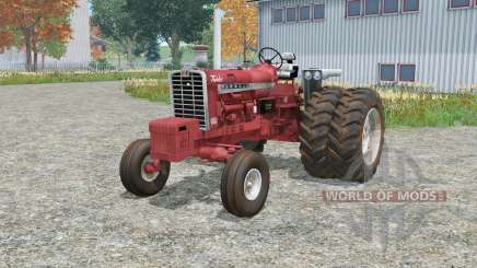 Farmall 1206 Turbé für Farming Simulator 2015