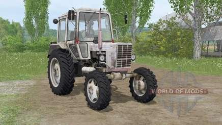 MTH-82 Belaruꞇ für Farming Simulator 2015