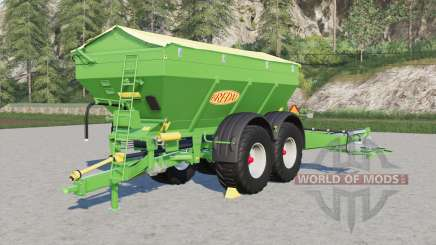 Bredal K165 multicolour version pour Farming Simulator 2017