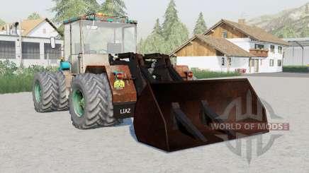 Skoda ST 180 Ɲ für Farming Simulator 2017
