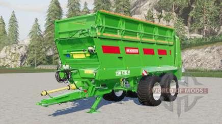Bergmann TSW 6240 Ⱳ für Farming Simulator 2017