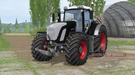 Fendt 936 Vario Black Beautɤ für Farming Simulator 2015