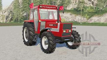 Tumosan 8000-series für Farming Simulator 2017