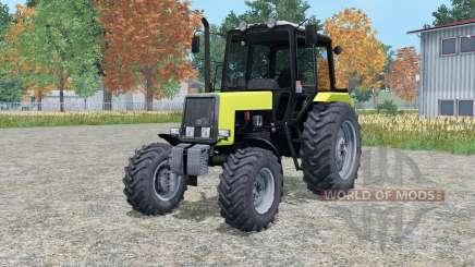 MTH-1025 Belaruɕ für Farming Simulator 2015