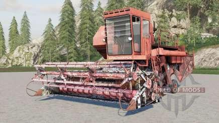 Eniseҋ 1200-1 für Farming Simulator 2017