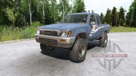 Toyota Hilux Xtra Cab 1989 pour MudRunner