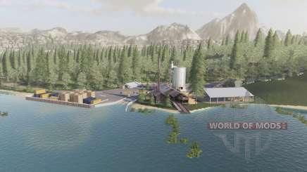 Thuringen Forst v2.2 für Farming Simulator 2017