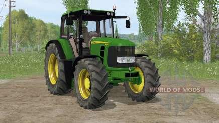 John Deere 6330 Premiuɱ pour Farming Simulator 2015