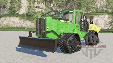 John Deere 948L-II tracked für Farming Simulator 2017
