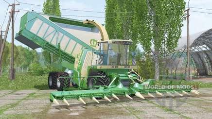 Krone BiG X 650 Cargꝍ pour Farming Simulator 2015