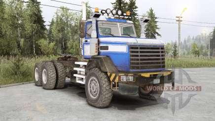 Royal BM-17 pour Spin Tires