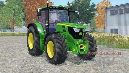 John Deere 6170Ꞧ für Farming Simulator 2015
