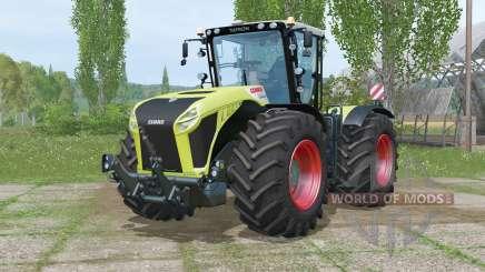 Claas Xerion 4500 Trac VC für Farming Simulator 2015
