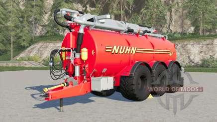 Nuhn Electra-Steer Vacuum pour Farming Simulator 2017