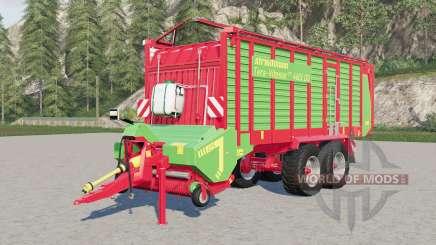 Strautmann Tera-Vitesse CFS 4601 DꝹ pour Farming Simulator 2017