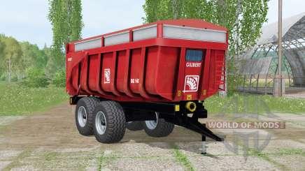 Gilibert BG 1Ꝝ0 für Farming Simulator 2015