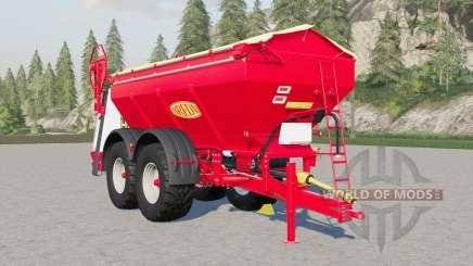 Bredal K165 extra large capacity hopper pour Farming Simulator 2017