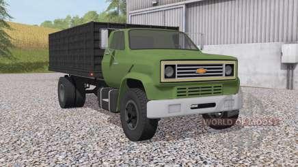 Chevrolet C70 tipper pour Farming Simulator 2017