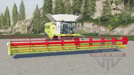 Claas Lexion 780 Heindl Edition pour Farming Simulator 2017