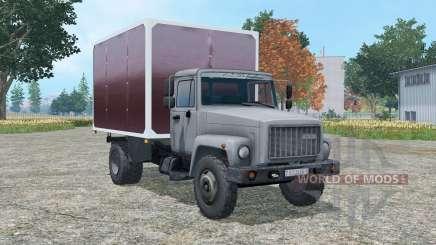 Gaz 3307 Van für Farming Simulator 2015
