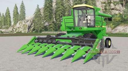 John Deere 6620 für Farming Simulator 2017