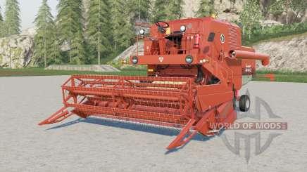 Bizon Supeꭊ Z056 für Farming Simulator 2017