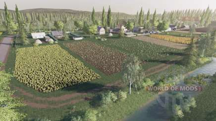 Barbares v1.0.5 pour Farming Simulator 2017