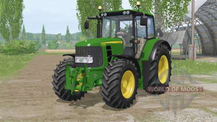 John Deere 6430 Premiuᶆ pour Farming Simulator 2015