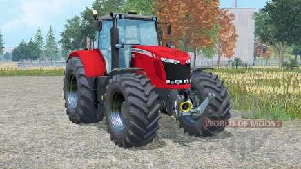 Massey Ferguson 7622 Dyᵰa-6 für Farming Simulator 2015