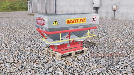 Grass-Rol rozsiewacz pour Farming Simulator 2017