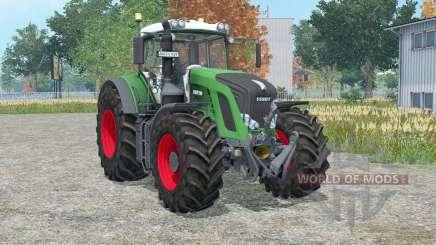Fendt 924〡927〡930〡933〡936〡939 Variꝺ für Farming Simulator 2015