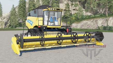 New Holland CR5080 pour Farming Simulator 2017