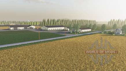 Michigan v3.0 pour Farming Simulator 2017